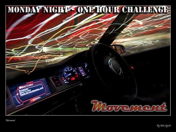 Monday Night Challenge by JohnLynch