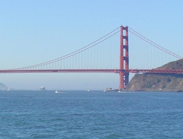 Golden Gate Bridge by Billyray
