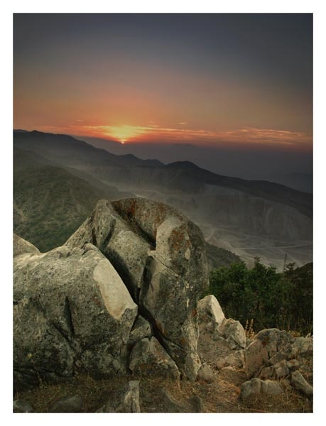 Sierra Navada by paulmackiemaging
