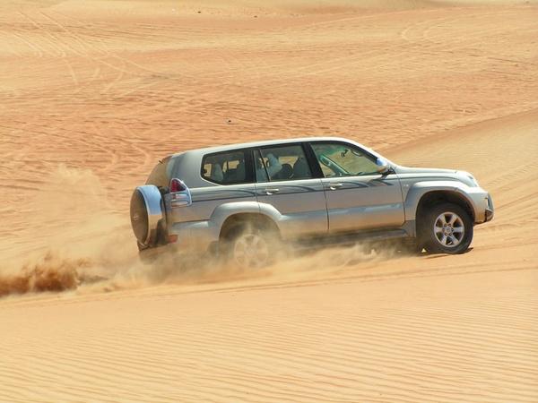 Sand Dune Bashing by ianofarabiaz