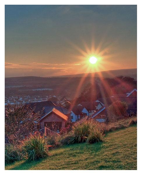 Beaufort Sunset by jonnyhillier68