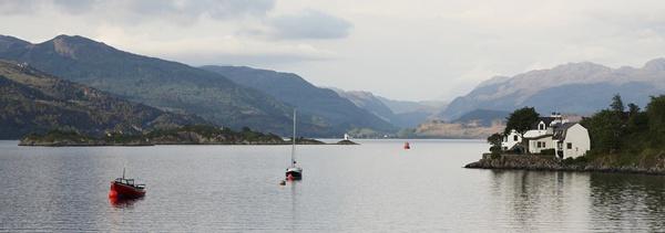Loch Alsh by Mstphoto