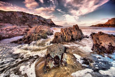 Porth Dafarch by NexusImages
