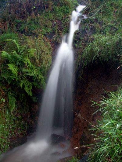 Padley Waterfall by Adele1979