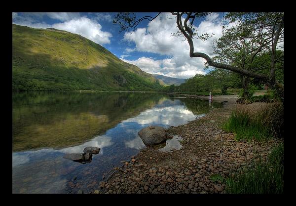 Llyn Gwynant by gndphotography