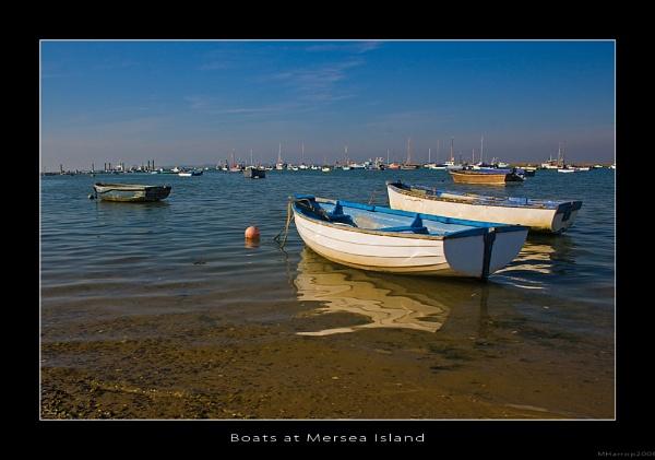Boats by markharrop