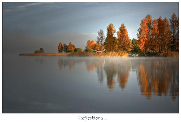 REFLECTIONS... by Jou©o
