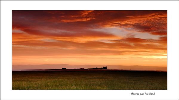 Piel Sunrise by gnospellius
