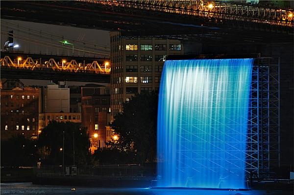 NYC Waterfalls III