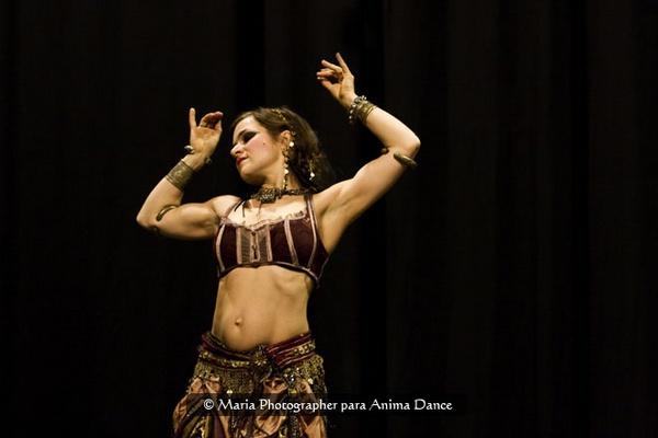 Tribal Dance 01 by marietafs