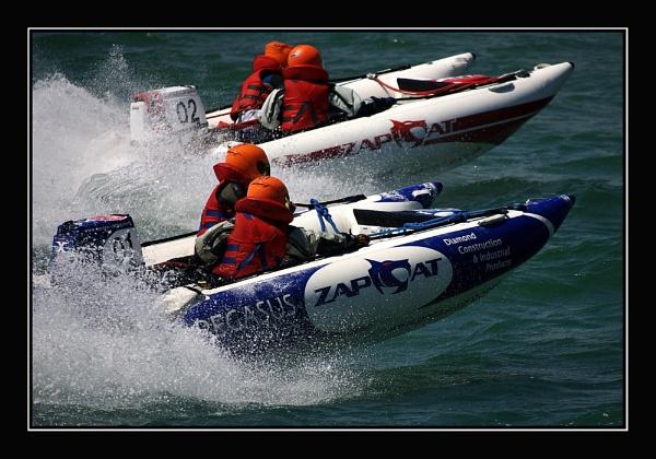 Vortex Racing by sidaorb