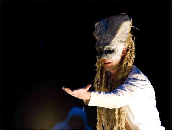 Oberon, king of the fairies by Vixs