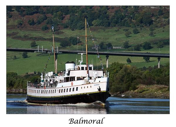 MV Balmoral by trekpete