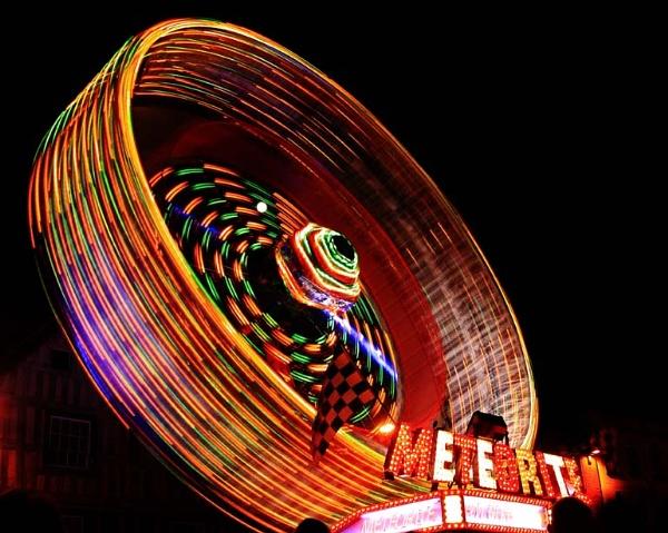 Hop Fair, Ledbury by Hazelmouse