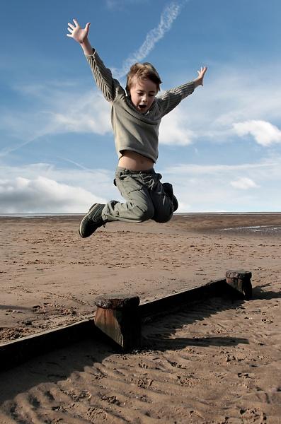 Jumping For Joy! by Bradfleet12