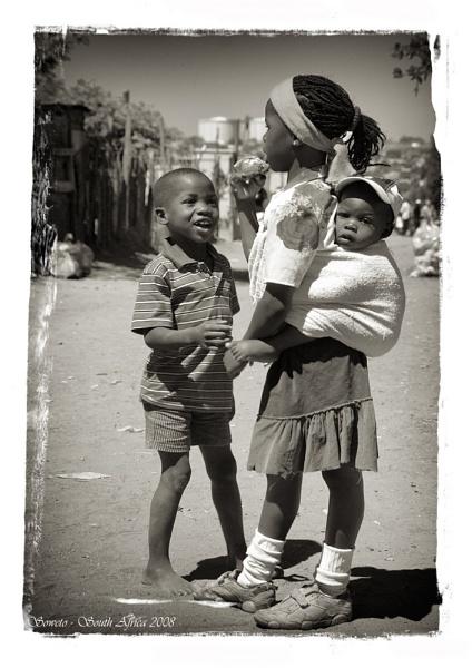 Soweto by MorneR