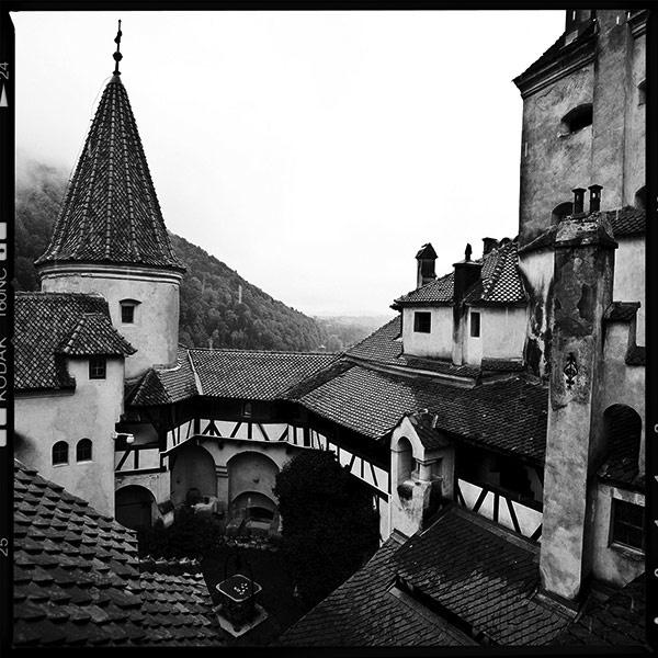 BRAN Castle (Romania) by Alberto_Bolocan