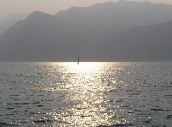 Lake garda sailing by Billyray