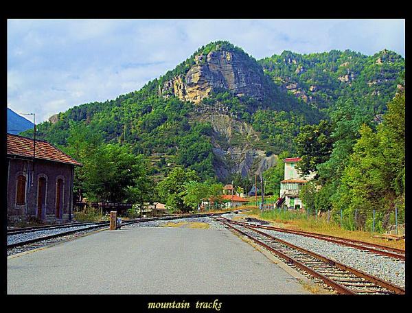 mountain tracks by raygregson