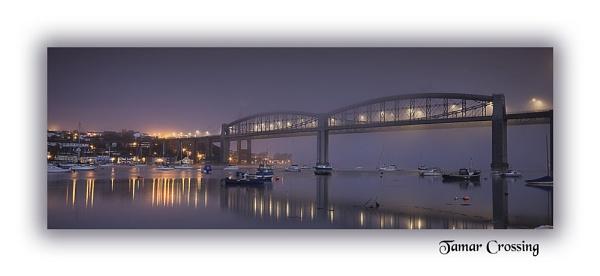 Tamar Crossing by IanCaldwell