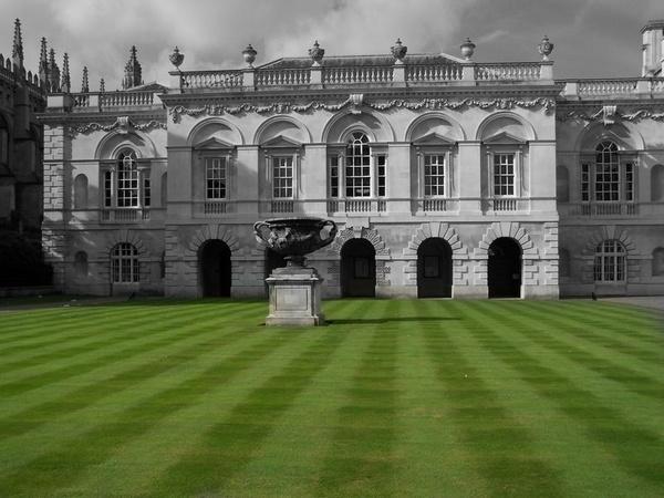Cambridge by crispf