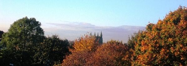 Autumn view by Heatherj