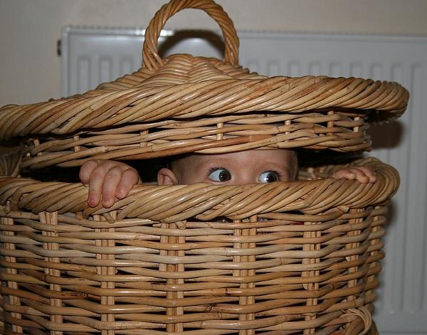 Peek-a-Boo by Jimmy31