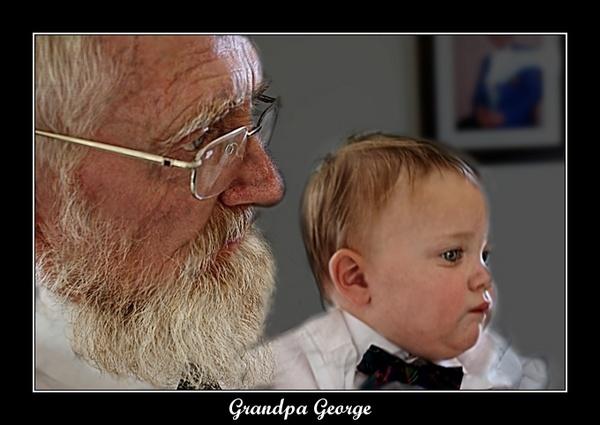 Grandpa George by alexshairp