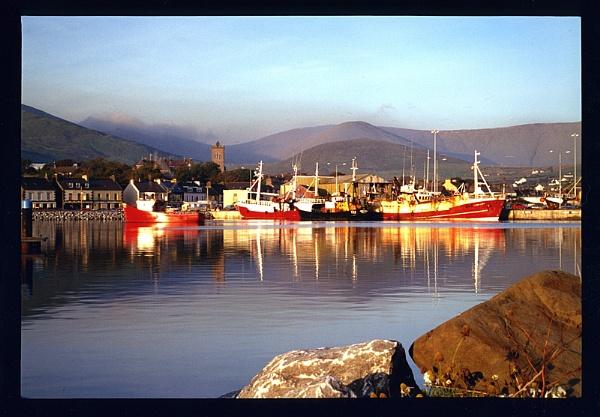 Dingle Marina #1 by SlowSong