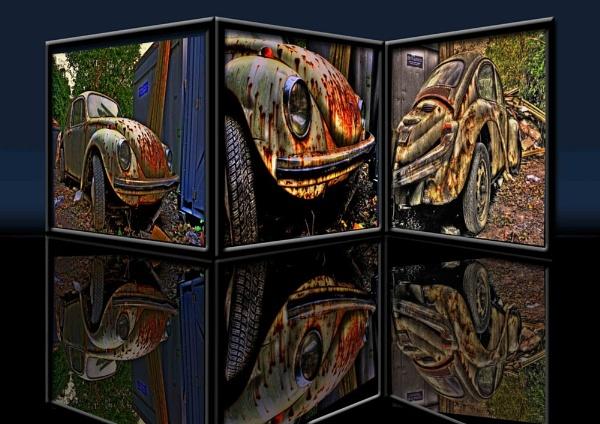 3D FRAME by chunky1972