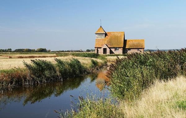 St Thomas-A-Becket Fairfield by kamera