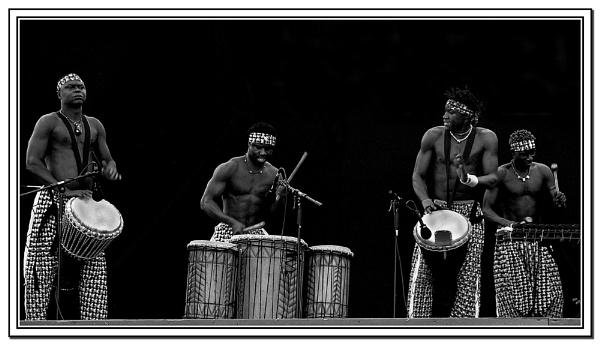 Drumbeat by fentiger
