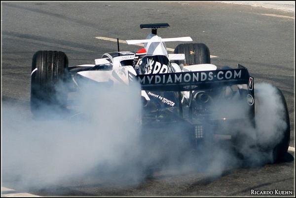 Williams F1 by ryyck