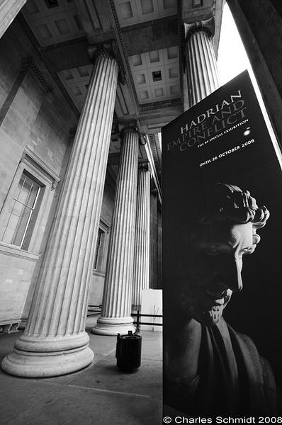 Hadrian by aldrahn