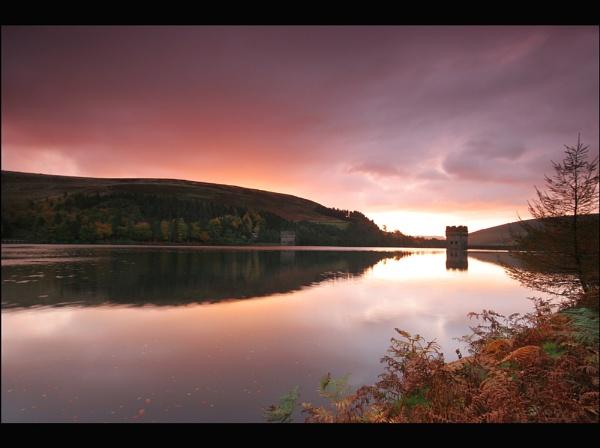 Dam Towers by JohnoP