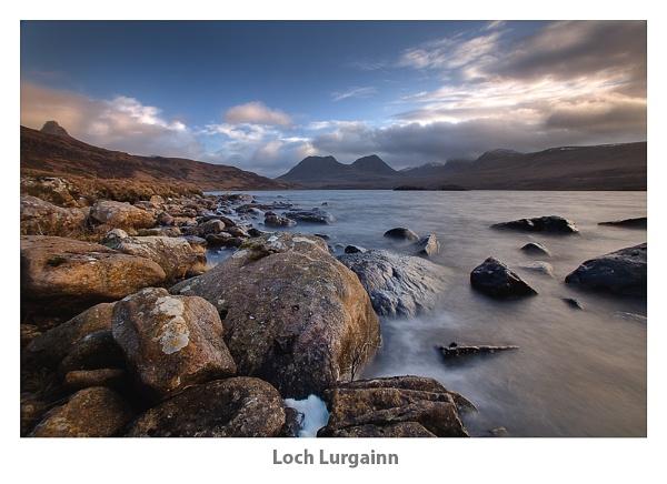 Loch Lurgainn by Phil_Restan