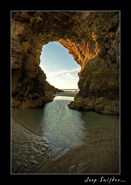 Cornish Coast by Joop_Snijder