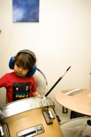 little drummer boy by monica_g