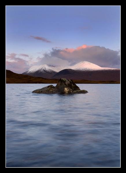 Glencoe Snow by Boagman65