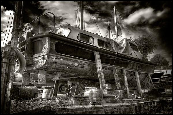 Boatyard by kalseru