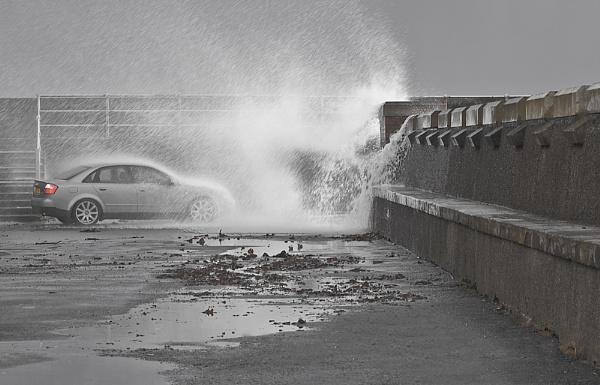 Salt Car Wash by Richardtyrrelllandscapes