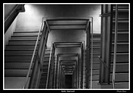 Baltic Stairwell