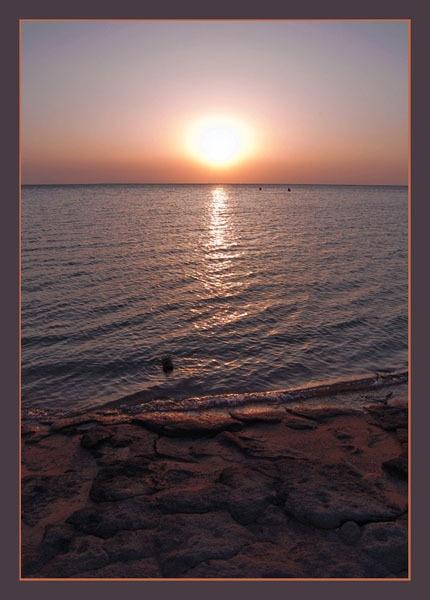 Egyptian sunrise by RWPhotoGraphix