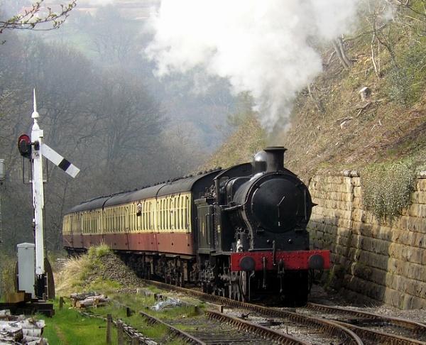 Mr Watermans Engine. by ChristineLaw