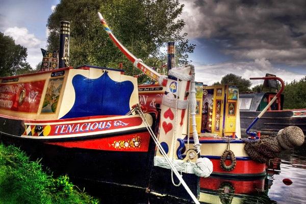 working boat by VidB