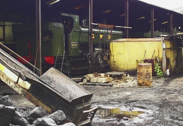Engine sheds by keith selmes