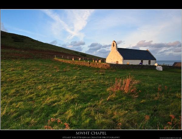 Mwnt Chapel by stuwhitt