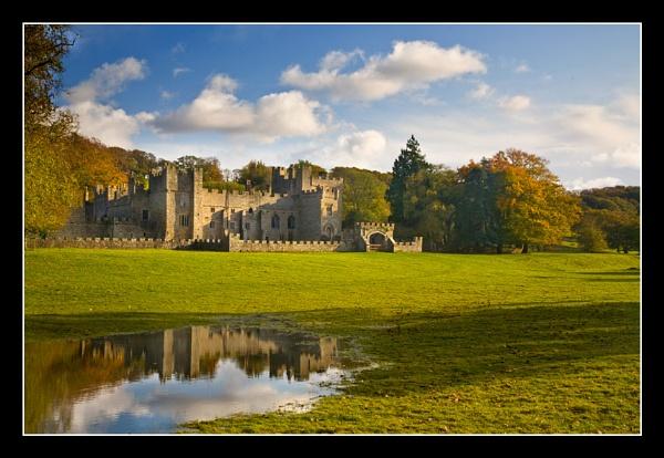 Feathrstone Castle by danbrann
