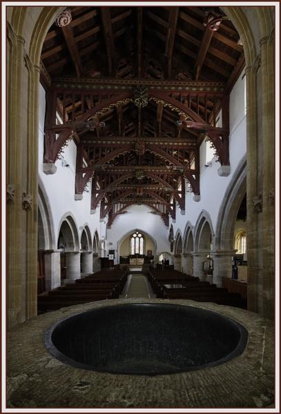 Tess\'s Church by ChrisOs