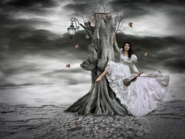 Song of Solitude by vismaya